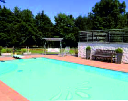 Мембрана для бассейнов